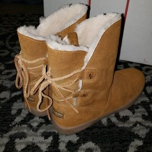 Koolaburra By Ugg Lace Up Booties